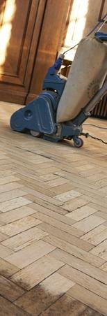 Gap filling & Finishing services provided by trained experts in Floor Sanding Bromley